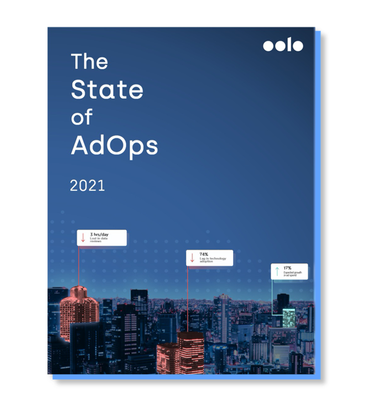 State of AdOps 2021 cover - tall